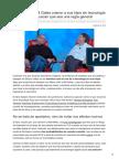 Xataka.com-Steve Jobs y Bill Gates Criaron a Sus Hijos Sin Tecnología y Hay Quienes Buscan Que Sea Una Regla Gen