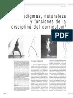 VIOLA SOTO - PARADIGMAS, NATURALEZA Y FUNCIONES DE LA DISCIPLINA DEL CURRICULUM.pdf