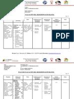 Plan de Evaluación Trimestre I