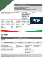 Plan de Mejora Ciclo 2015-2016