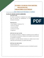 Especificaciones Electricas Abril 2008.