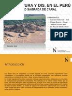 Arquitectur Del Peru - Caral