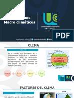 Fenomenos Macro Climaticos