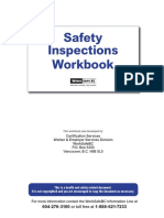 Safety Inspections Workbook PDF En