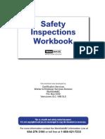 Safety Inspections Workbook PDF En