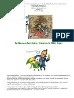 The Legend of Zelda- Phantom Horuglas   (www dspower es)