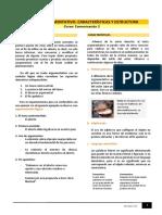 Lectura - El Texto Argumentativo Características y Estructura Naye