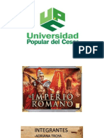 Trabajito Del Imperio Romano