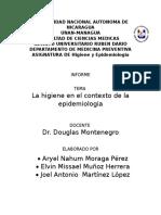 Guia 1 Higuiene y Epidemiologia