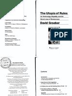 David Graeber - The Utopia of Rules_ on Technology, Stupidity, And the Secret Joys of Bureaucracy (2015, Melville House)