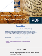 Counting - Saphar