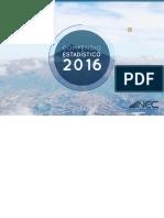 Compendio Estadístico INEC 2016 DIGITAL