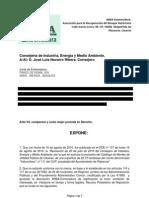 RECURSO POTESTATIVO-ARBA
