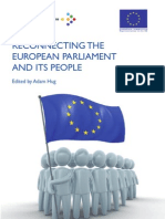 Reconnecting The European Parliament And Its People