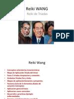 Presentación Reiki Wang