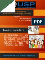 Términos lingüísticos