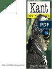 72510318 Kant Para Principiantes