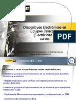 Presentación Disp Elect CME0080 inyeccion HEUI