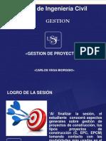 Clase Nro 01 Gestion de Proyectos