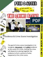 Crime Scene 15 PPT