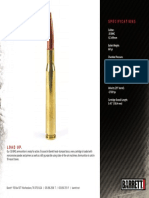 M33BALL Barrett Headstamp Product Brochure