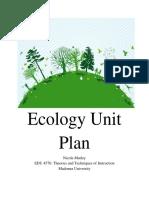 unit plan methods 2016