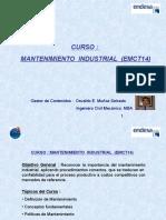 Curso de Mantenimiento Industrial1