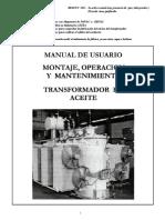 pruebas transformadores