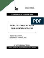 Pea - Cuadro Prog. Redes
