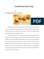 Pasar Modal Syariah Dan Pasar Uang Syariah
