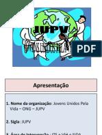 JUPV Apresenção 2015 -2016