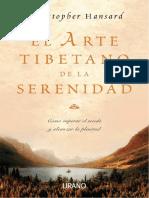 El Arte Tibetano de La Serenida - Christopher Hansard