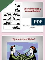 Taller Los Conflictos y Su Resolución