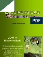 Biodiversidad CLASE 2