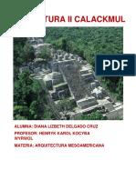 2do Reporte Calakmul