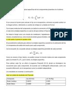 ANEXO Calculos de Entalpia