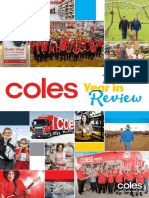 Coles Year in Review 2017