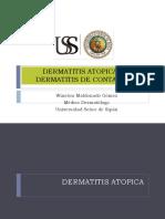 Dermatitis Atópica y Dermatitis de Contacto