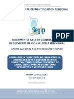18 0340-00-820954 1 1 Documento Base de Contratacion