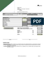 EO FINANÇAS OXI GAP 8994 Ajuste de Parametrização Synchro