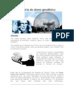 História do domo geodésico.docx