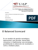 Balanced Scorecard Sistemas!