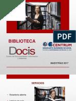 Presentacion Docis Maestría 2017