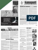 Jornal Ganapati - 2009 11 Nov