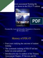 Charpentier WhyFix ItinPatientAssessment