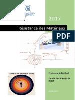 Cours + TD + TP Rsistance des Matriaux Pr.Abdenaser Bahrar 02-06-2017.pdf.pdf