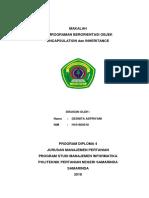 DESNITA ASPRIYANI_H161600518_MAKALAH PBO ENCAPSULATION dan INHERITANCE.pdf