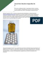 Remédio Para Colesterol Deve Resolver Impecilho De Ereção, Diga Estudo