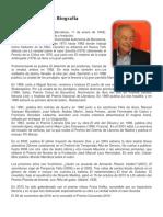 Eduardo Mendoza Biografia Biografia