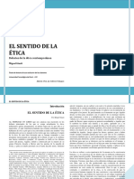 El Sentido de La Etica-Introduccion -GIUSTI 1516 (1)